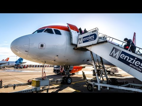 TRIP REPORT | easyJet | Airbus A319 | London Stansted - Munich (STN-MUC)