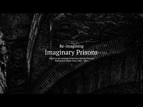 Re-Imagining Imaginary Prisons - Making of VR Gesturing