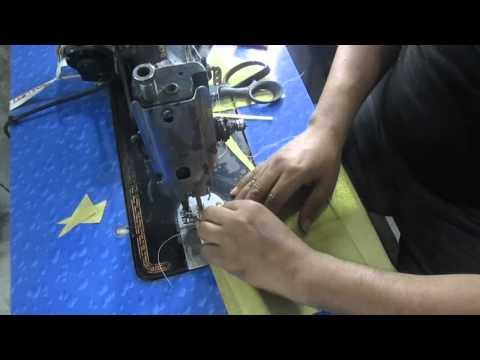 How to Make Box Pleats