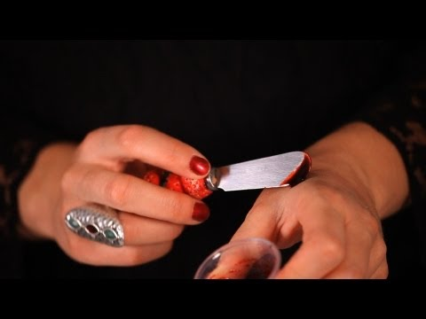 How to Make Fake Blood | Special FX Makeup