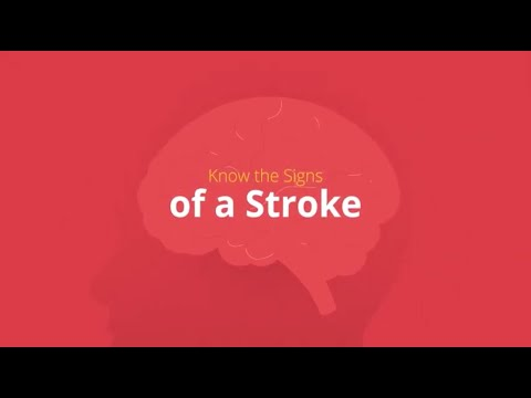 Stroke!  Act FAST!