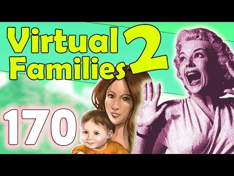 Let's Play Virtual Families 2! | Part 170 | Scariest.Family.Ever