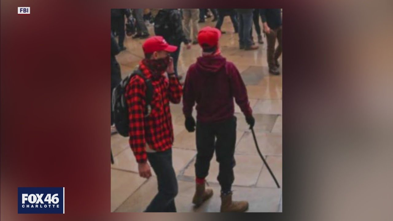 York County men in Capitol Riots appear in court