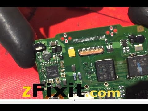 iPod Classic Charging Port Replacement