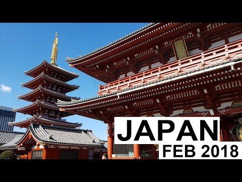 GoPro - JAPAN 2018 | TOKYO, MT FUJI, KYOTO, HIROSHIMA, OSAKA