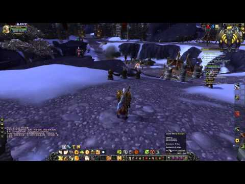 Getting back into WoW!