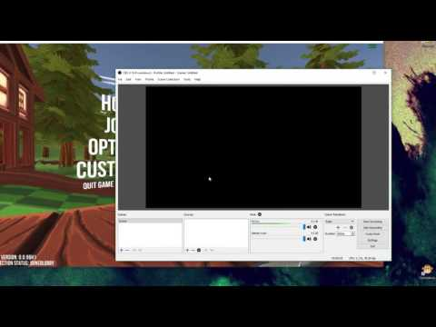 How to Record ANY PC/MAC/STEAM GAME with OBS Studio [Open Broadcaster Software]