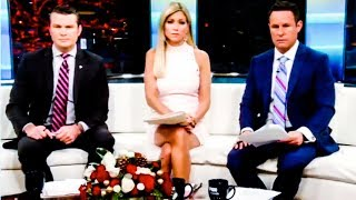Fox and Friends Think the Pope Hates America For Warning Against Jerusalem As Israel