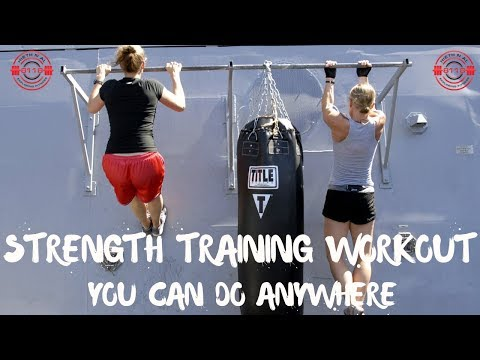 8118 BEST Weight Loss & Strength training Programme DAY 9 IT IS TRAINING TIME