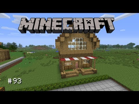 Minecraft Survival - Ep. 93 - Bakery