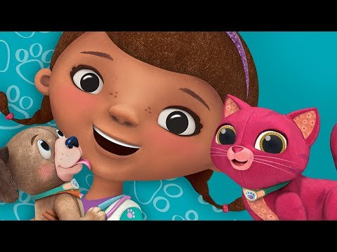 Doc McStuffins - Fun Animal Pet Care - Pet Vet Clinic Disney Junior App For Kids