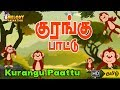Download  Kurangu Nalla Kurangu | Tamil Rhymes | Kids Rhyme | Nursery Rhymes | Kurangu Pattu  MP3,3GP,MP4