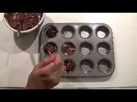 Deserts - Chocolate Cups