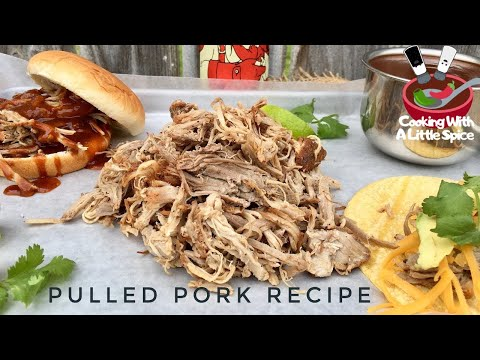 Best Pulled Pork Instant Pot Recipe
