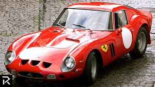 Most Expensive Ferrari Just Sold For $58 Million!
