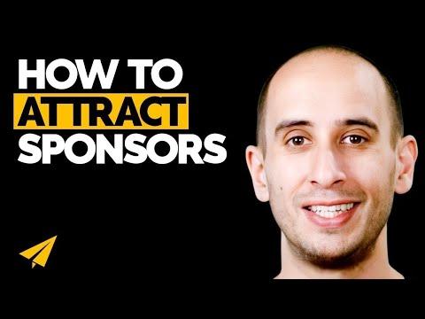 7 Ways to ATTRACT Corporate SPONSORS & BRAND DEALS  - #7Ways