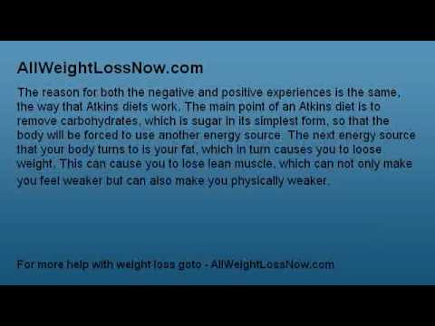 How Does The Atkins Diet Work And Why