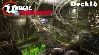 History of Unreal Tournament maps: Deck16