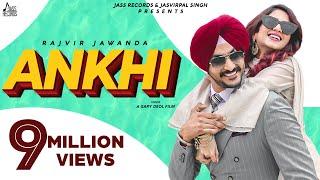Ankhi | (Full HD) | Rajvir Jawanda | Desi Crew | New Punjabi Songs 2020 | Jass Records