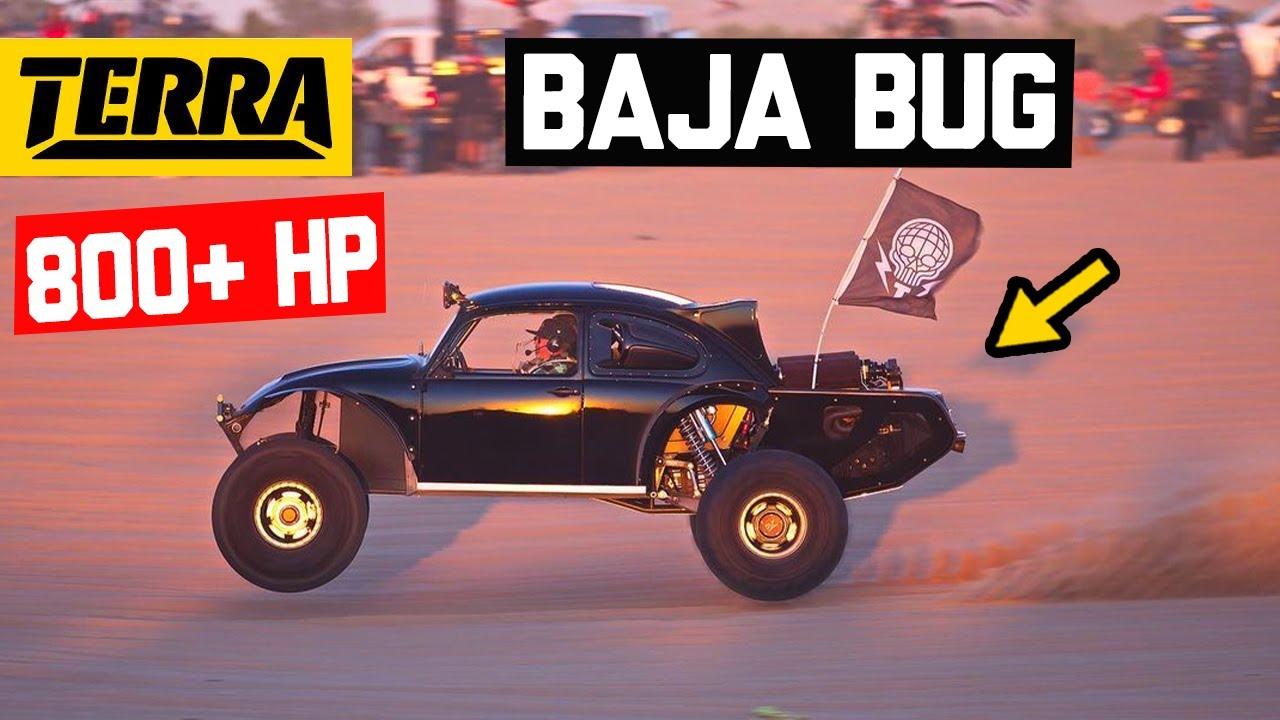 Eric Conner's 869hp BAJA BUG | BUILT TO DESTROY