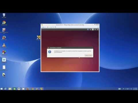 How to Install UBUNTU Linux in Windows 8/ Windows 8.1