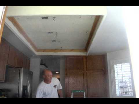 Kitchen Ceiling Remodel