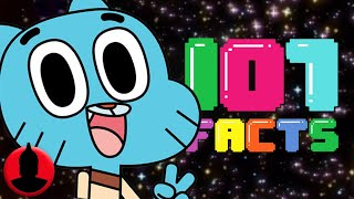 107 Amazing World Of Gumball Facts YOU Should Know! | Channel Frederator