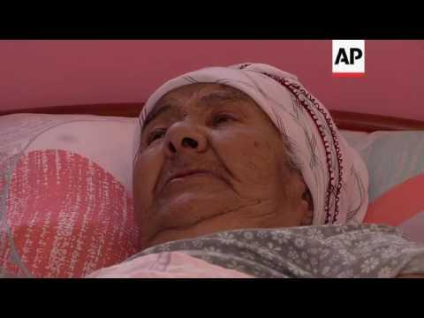 Increase in numbers of elderly people in retirement homes