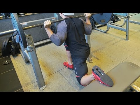 Building Big Legs without Squats  - SSG Workout Day 3
