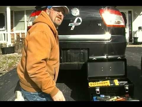 How to change a license plate!!!!