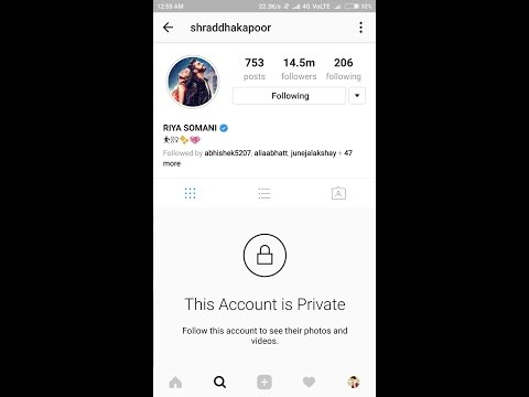 How To See Instagram Private Account Pics