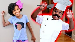 Shiloh CRAZY CANDY CHEF! - Shasha and Shiloh - Onyx Kids