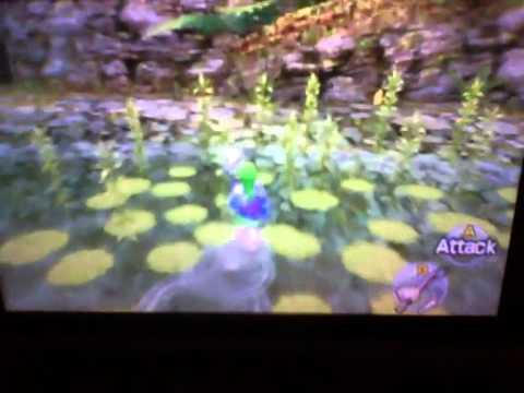[E.I.] Legend of Zelda: Ocarina of Time 3D - Capturando o Hylian Loach