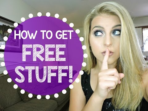 How To Get FREE Beauty Products Sent to You  | 100% Legit | INFLUENSTER