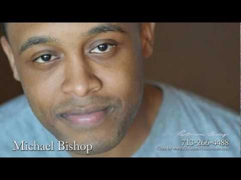 Michael Bishop is represented by Pastorini-Bosby Talent-a Texas top talent agency