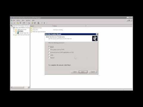 Generating (CSR) Certificate Signing Request In Microsoft IIS 5/6