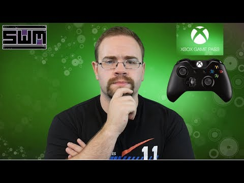 Xbox One Game Pass Tour! Let's See What Games Are Available...