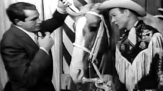 Roy Rogers & Family on the Perry Como Show