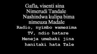 Utanipenda (lyrics) by Diamond Platnumz