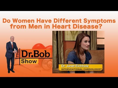 Do Women Have Different Symptoms Than Men in Heart Disease?
