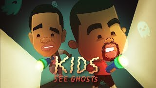 """Kanye West and Kid Cudi: The Making of """"Ye"""" and """"Kids See Ghosts"""""""