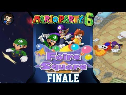 Mario Party 6 | Faire Square - Part 7/7 (Finale)