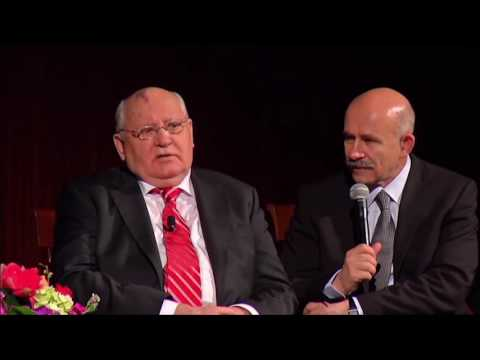 Harry Middleton Lectureship with Mikhail Gorbachev