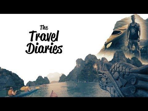 The Travel Diaries - Ha Long Bay & Cat Ba Island (Vietnam)