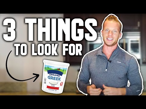 3 Mistakes When Buying Greek Yogurt