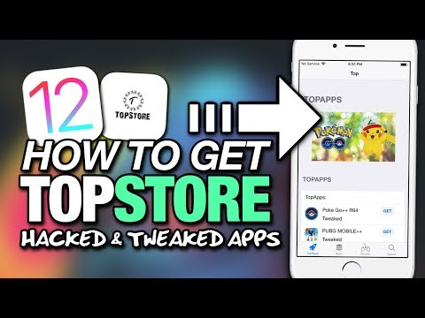 How To Get TOPSTORE On iOS 12 - FREE PAID APPS - HACKED APPS - TWEAKED APPS