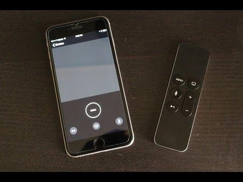 New Apple TV Remote App (Apple TV 4th Gen)