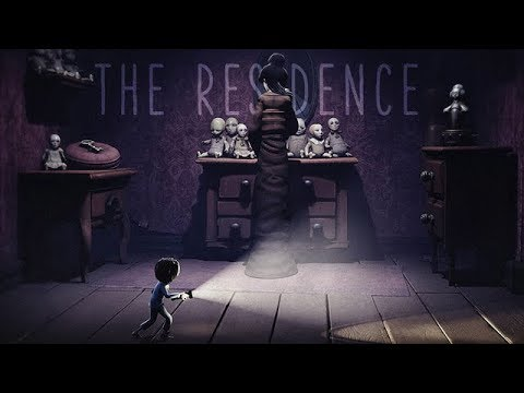 IN HER HOUSE  - Little Nightmares Residence DLC - PT 1