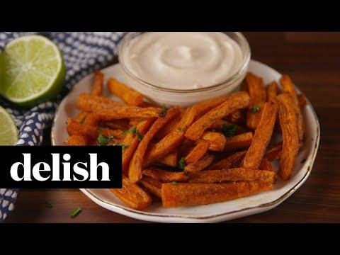 Carrot Fries | Delish