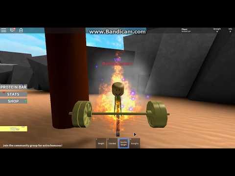 ROBLOX - Weight Lifting Simulator 2 VIP Access